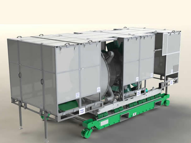 Aerospace Environmental Frame
