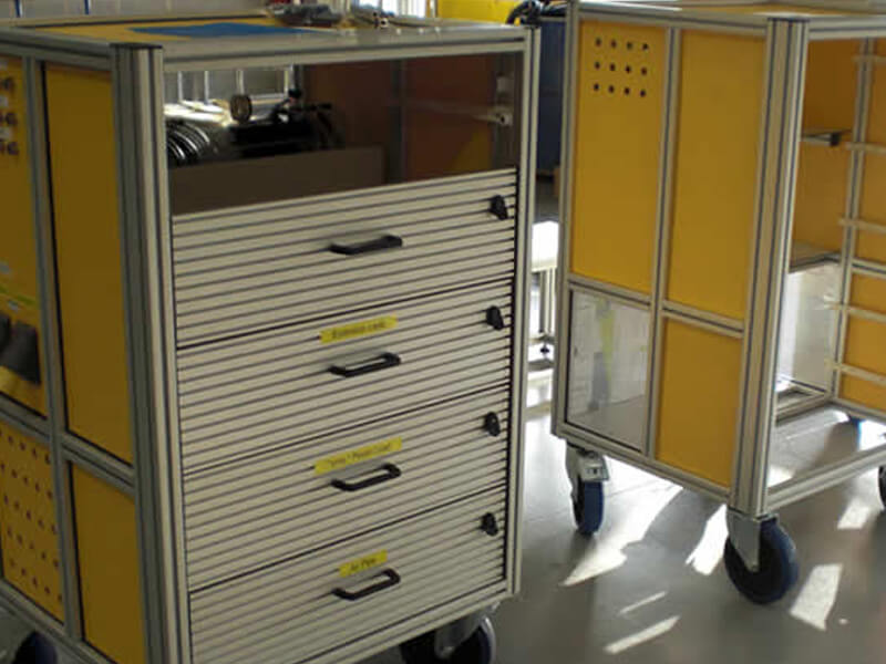 Aerospace Tool Trolleys