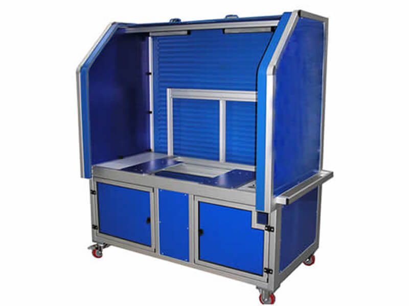 Automotive Crankshaft Cabinet