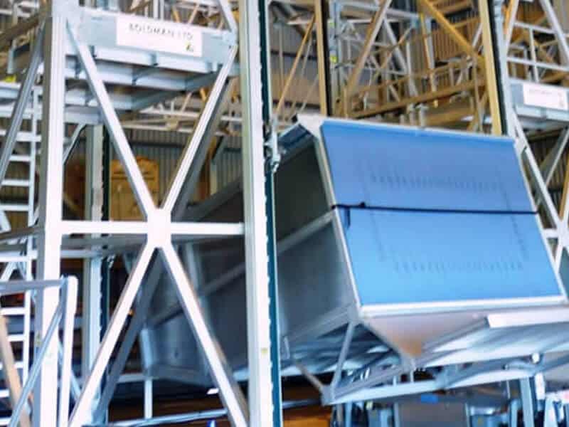 Bespoke Project - 12 Meter High Platform
