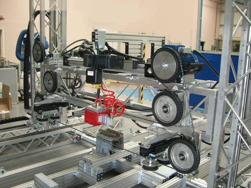 Diamond Wire Dry Cutting Machine