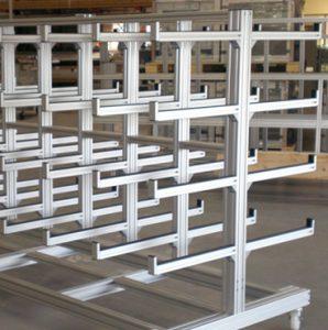 aluminium extrusion stockists uk