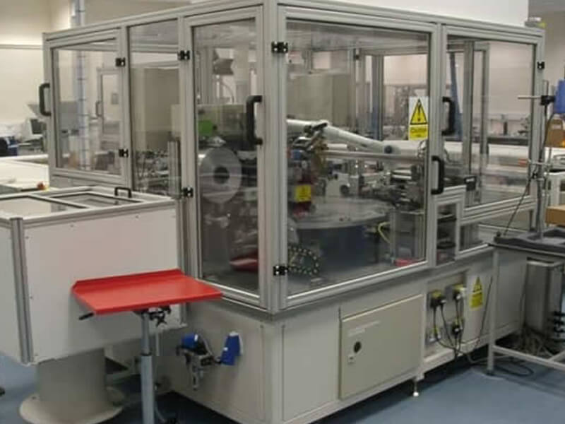 Laboratory Testing Guard