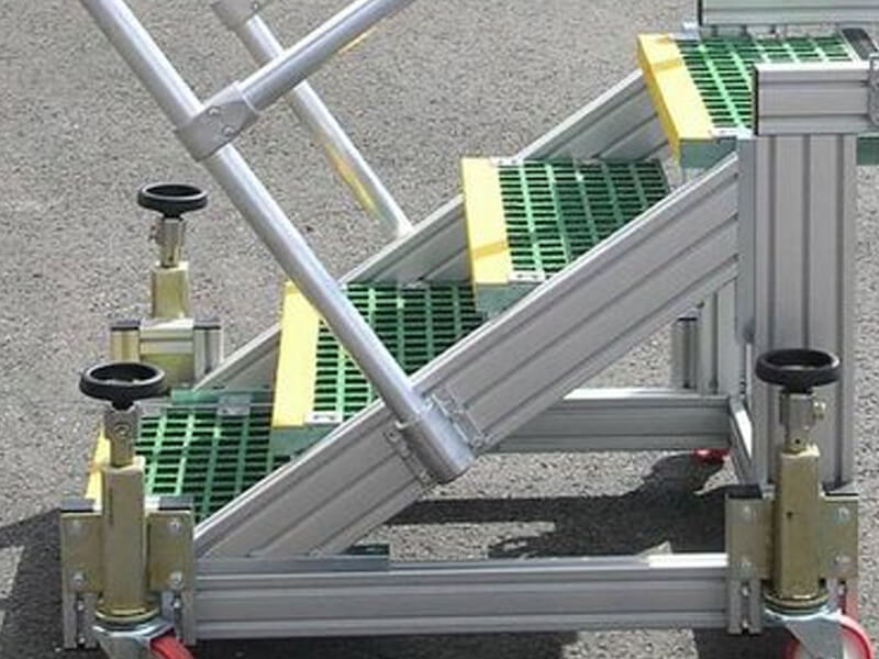 Nuclear Platform Access Steps