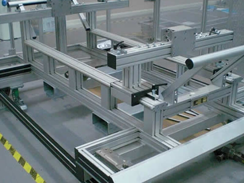 Parts Handling Trolley