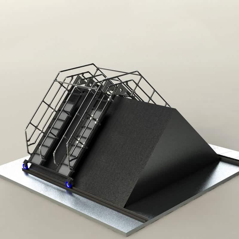 apex frame platform
