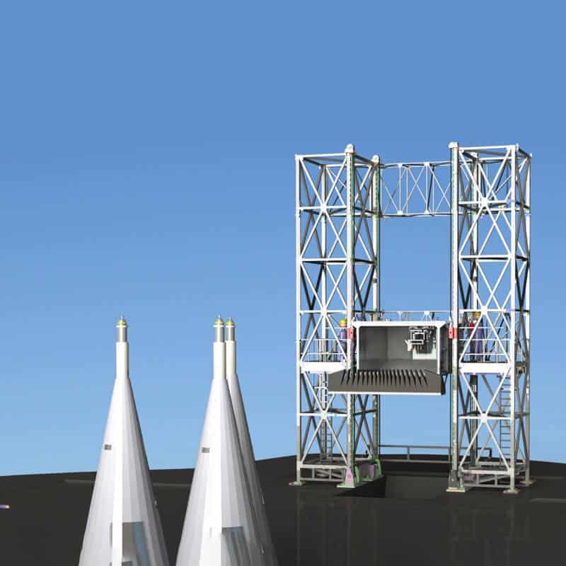 height platform