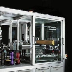 aluminium profile machine frames