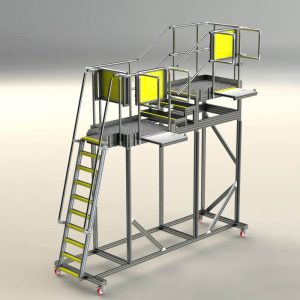 metal working platforms
