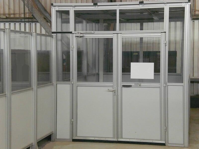 modular welding cell