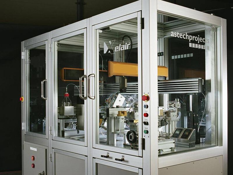 pharmaceutical machine frame