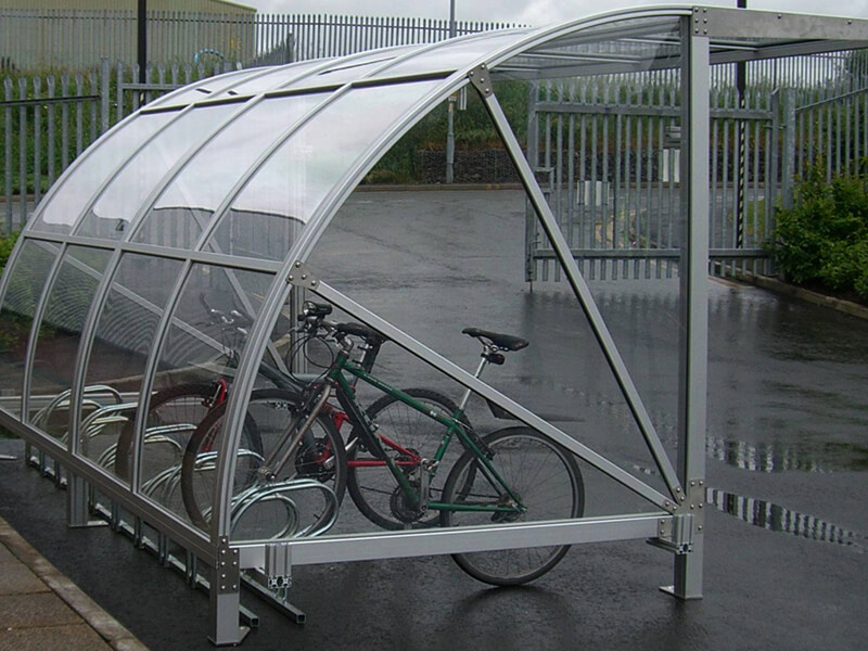 Profile System Bike Shelter