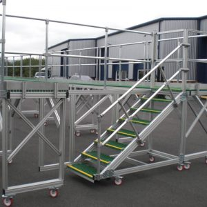 vehicle access platforms