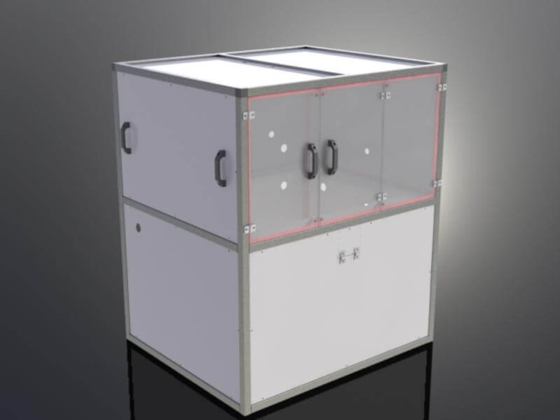 CAD cabinets